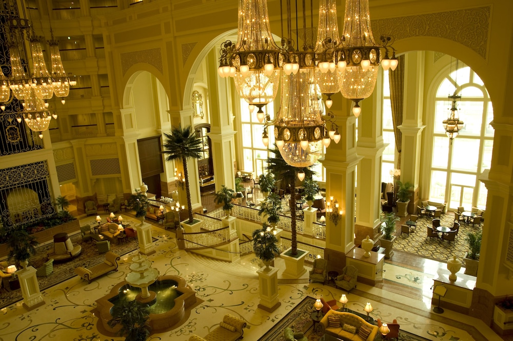 Tokyo Disneyland Hotel 4 0 Out Of 5 Exterior Featured Image Lobby