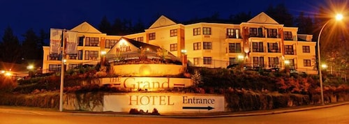 The Grand Hotel Nanaimo