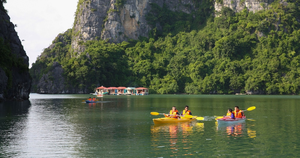 Boating, Halong Royal Palace Cruise