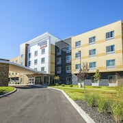 Fairfield Inn & Suites Plattsburgh