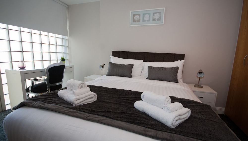 Jervis apartments dublin city by the key collection for Appart hotel dublin