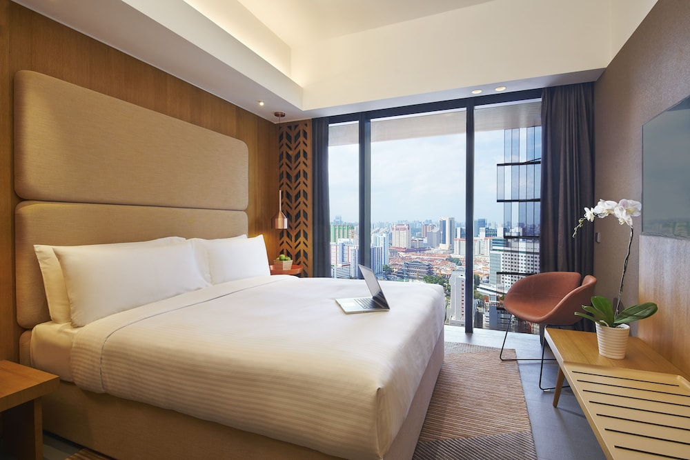 Room, Oasia Hotel Downtown Singapore (SG Clean)