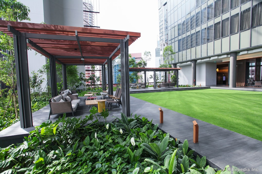 Terrace/Patio, Oasia Hotel Downtown Singapore (SG Clean)