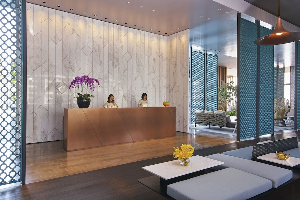 Reception, Oasia Hotel Downtown Singapore (SG Clean)