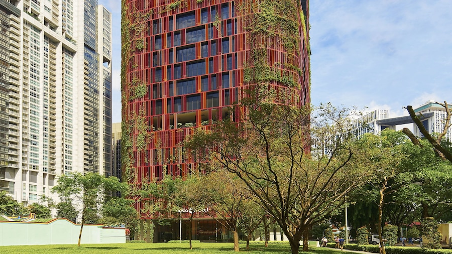Oasia Hotel Downtown Singapore (SG Clean)