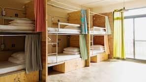 高級寢具、設計自成一格、摺床/加床 (收費)、免費 Wi-Fi