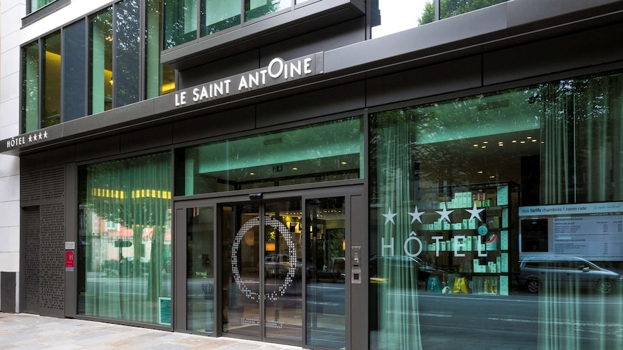 Le Saint-Antoine Hotel & Spa, BW Premier Collection