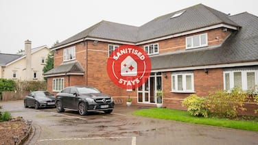 OYO OakCroft GuestHouse Manchester Airport