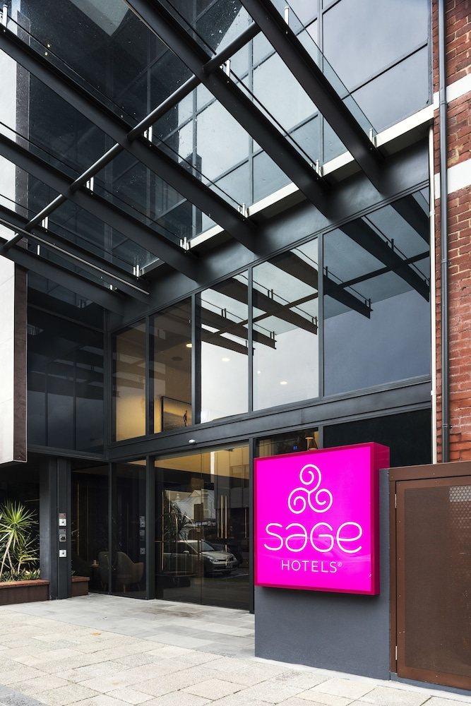 Property Entrance, Sage Perth