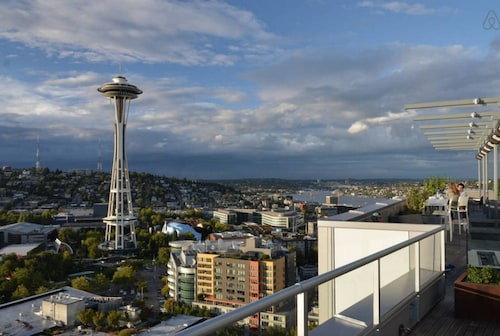 Great Place to stay Space Needle Suite Luxe Hubs near Seattle