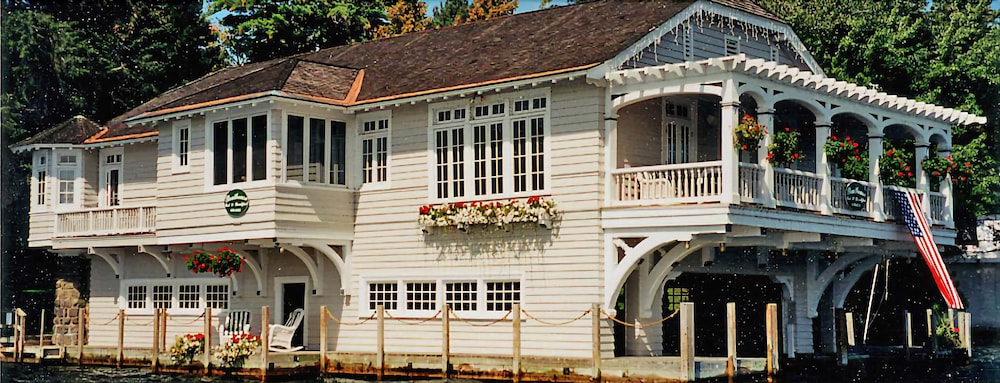 Exterior, Boathouse Bed & Breakfast