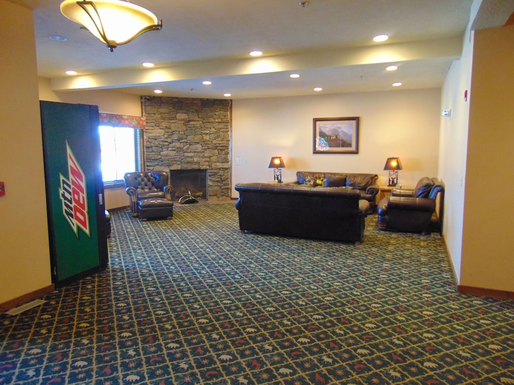 Interior, Elk View Inn