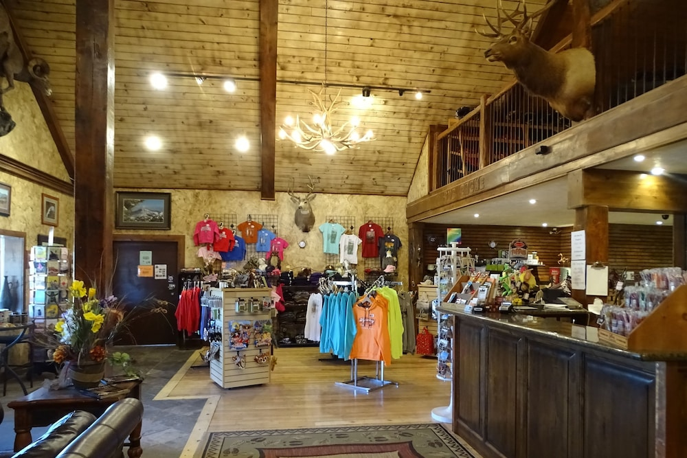 Gift Shop, Elk View Inn