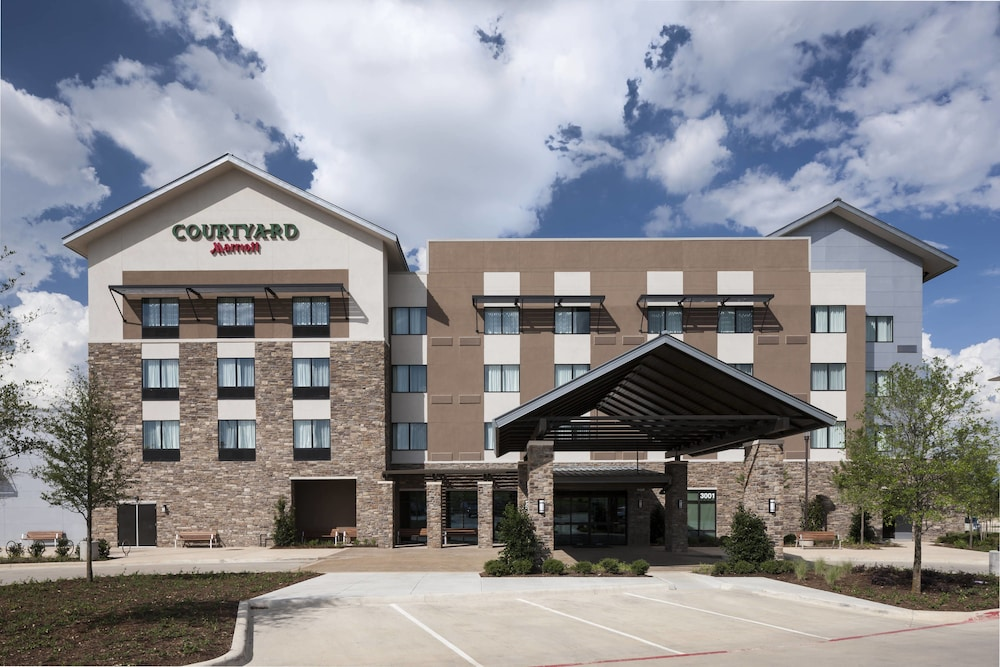 Exterior, Courtyard by Marriott Fort Worth at Alliance Town Center