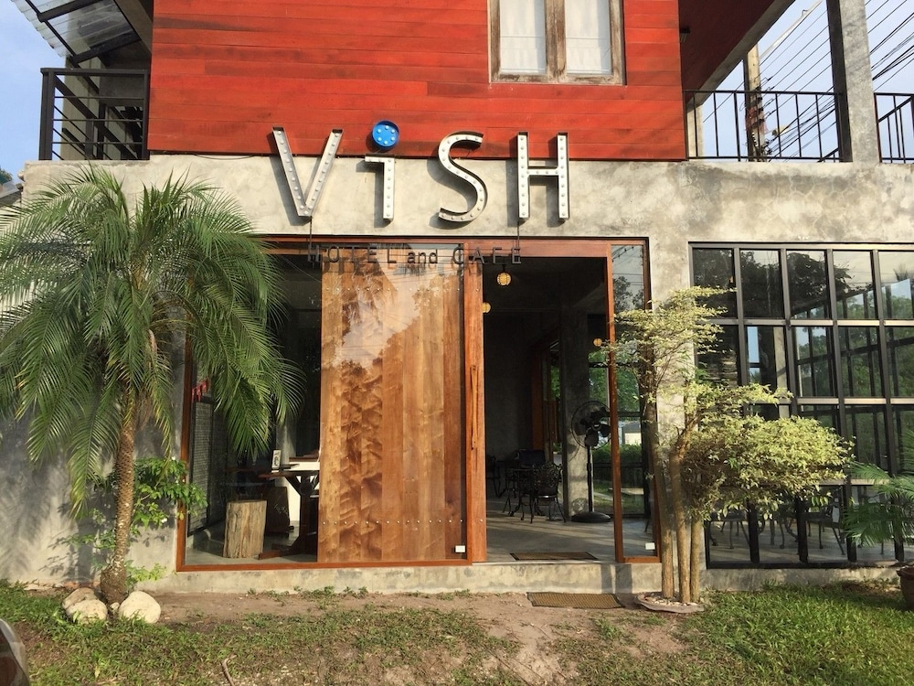 Property Amenity, Vish Hotel and Cafe