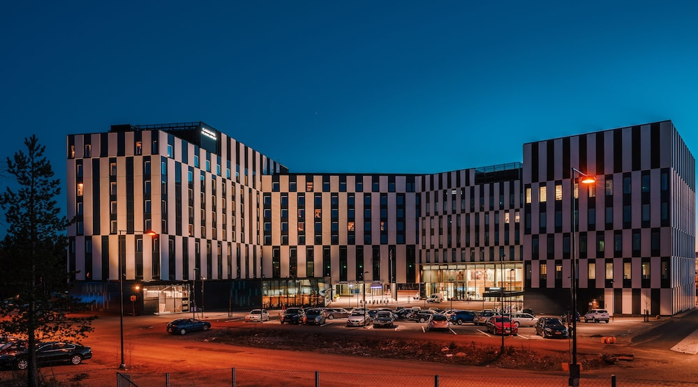 Clarion Hotel Helsinki Airport 4 0 Out Of 5