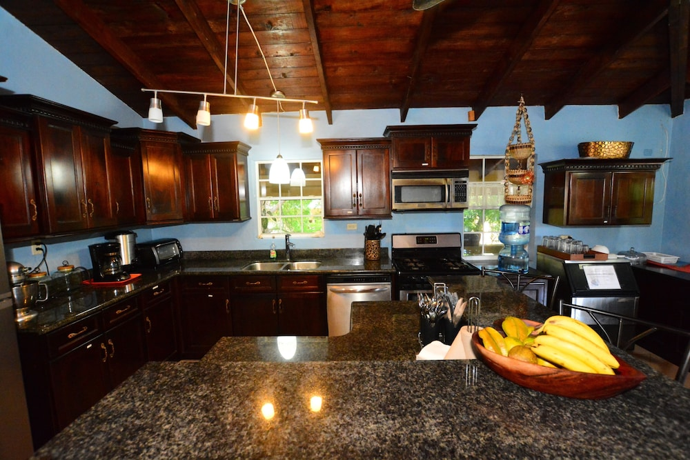 Shared Kitchen, Caribbean Shores Bed & Breakfast