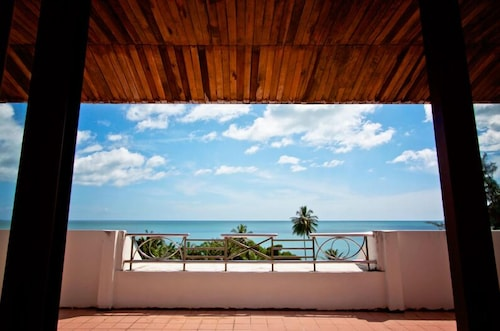 Balcony, Supar Royal Beach Resort
