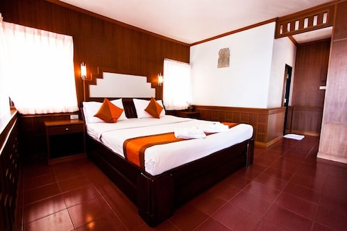 Room, Supar Royal Beach Resort
