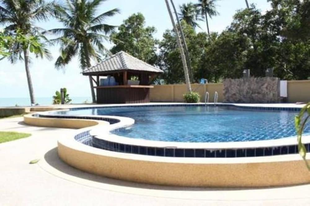 Outdoor Pool, Khanom Sunrise Beach Hotel
