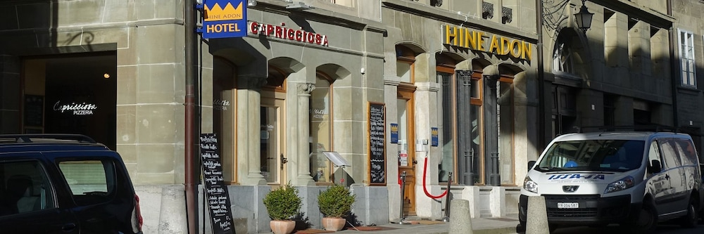 Front of Property, Hine Adon Fribourg