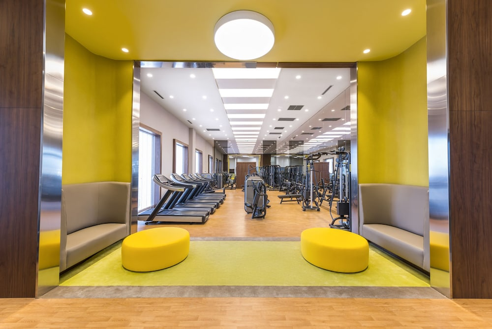 Fitness Facility, The Land of Legends Kingdom Hotel