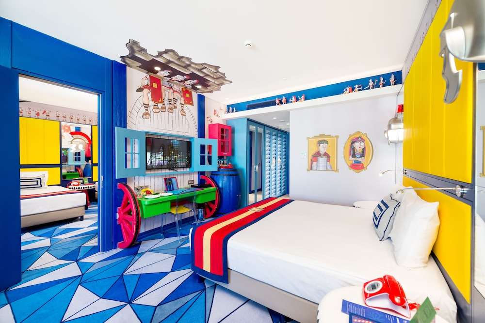 Children's Theme Room, The Land of Legends Kingdom Hotel