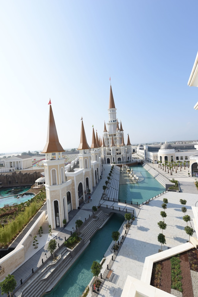 Aerial View, The Land of Legends Kingdom Hotel