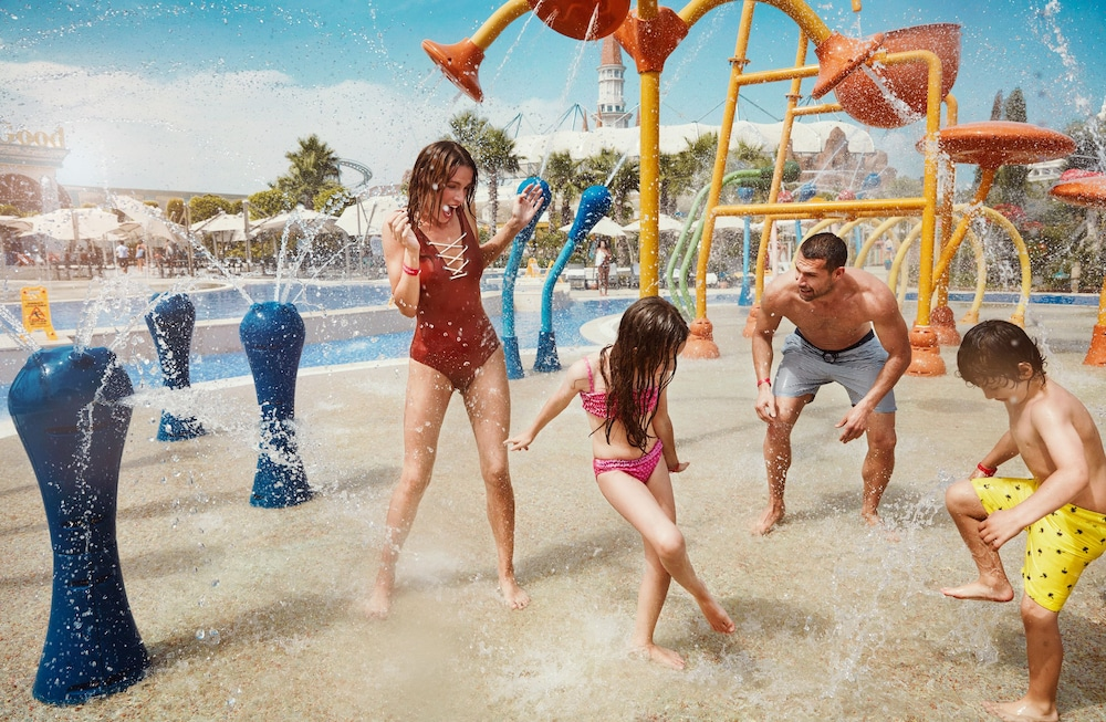 Water Park, The Land of Legends Kingdom Hotel