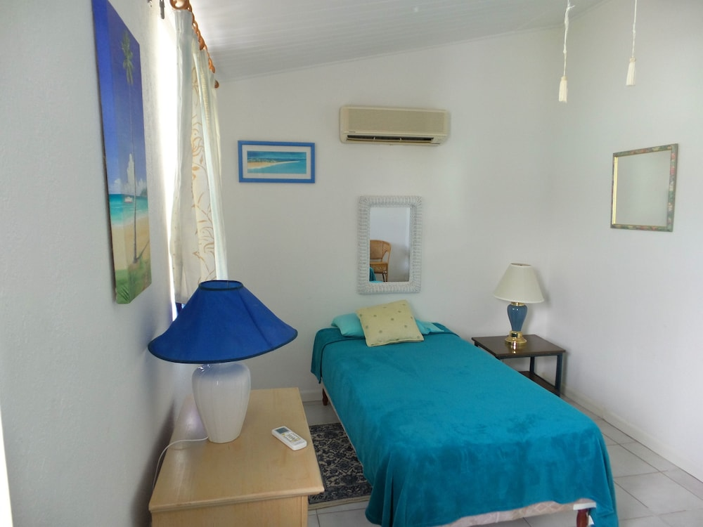 Air conditioning, Villa 244C Jolly Harbour