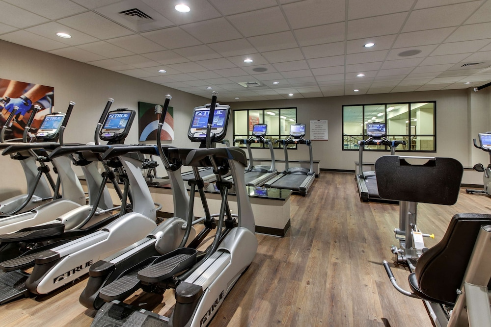 Fitness Facility, Drury Plaza Hotel Cleveland Downtown