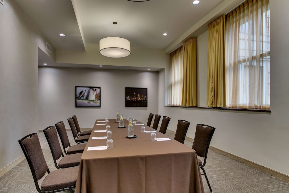 Meeting Facility, Drury Plaza Hotel Cleveland Downtown