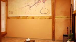 1 개의 침실, 미니바, 객실 내 금고, 간이 침대