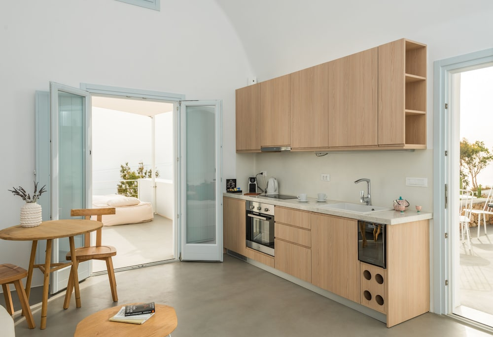 Private Kitchen, Santorini Heights