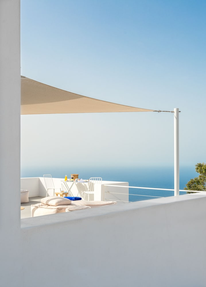 Terrace/Patio, Santorini Heights