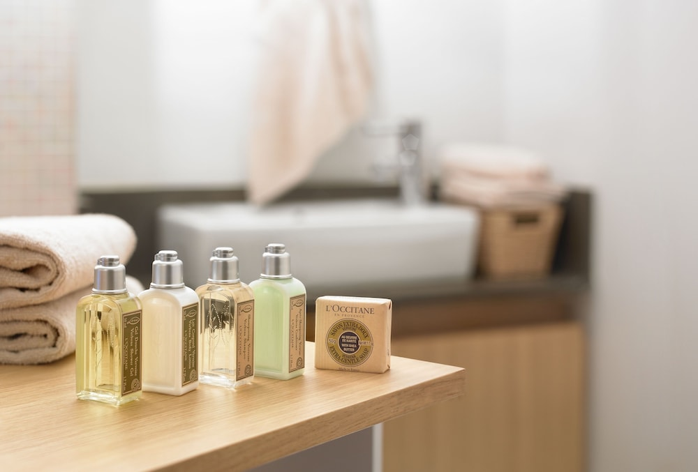 Bathroom Amenities, Heart Hotel and Gallery Whitsundays