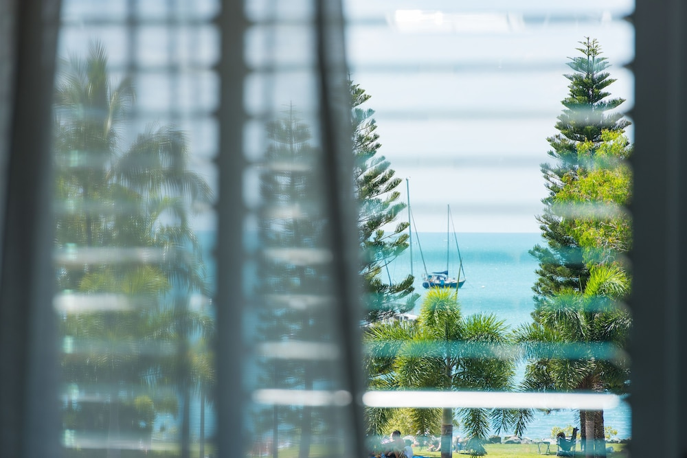 View from Property, Heart Hotel and Gallery Whitsundays