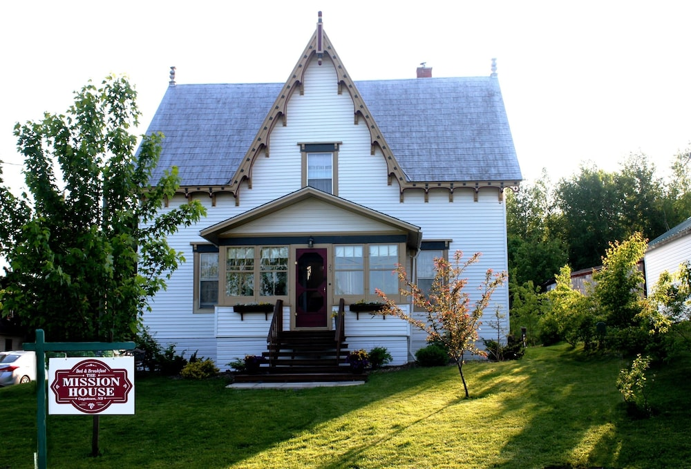 Featured Image, The Mission House Bed & Breakfast