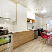 Hexagone Apartments by CorporateStays
