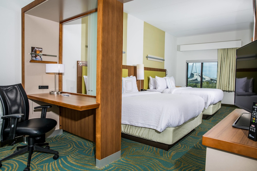 Room, Springhill Suites by Marriott Charleston Mount Pleasant
