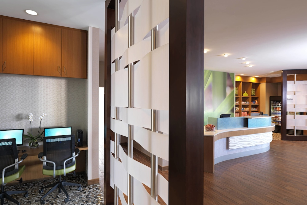 Business Center, Springhill Suites by Marriott Charleston Mount Pleasant