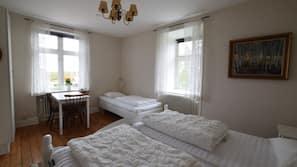 Unika möbler, mörkläggningsgardiner och ljudisolering