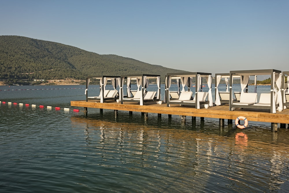 Sundeck, Titanic Deluxe Bodrum - All Inclusive