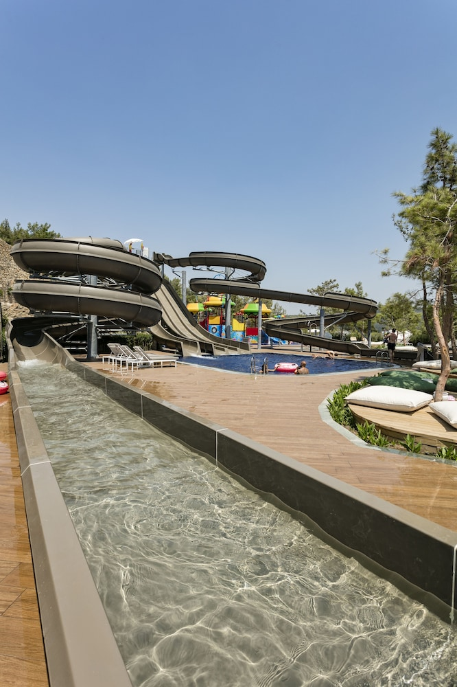 Water Park, Titanic Deluxe Bodrum - All Inclusive