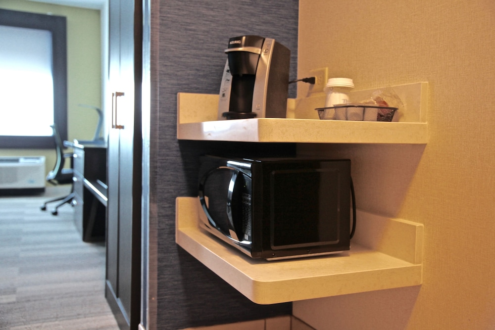 Room Amenity, Holiday Inn Express & Suites Oswego, an IHG Hotel