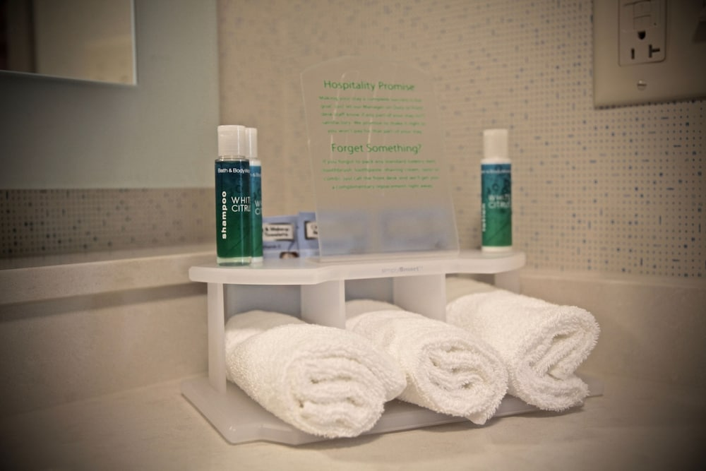 Bathroom Amenities, Holiday Inn Express & Suites Oswego, an IHG Hotel