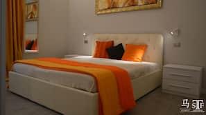 Hochwertige Bettwaren, Minibar, Zimmersafe, kostenlose Babybetten