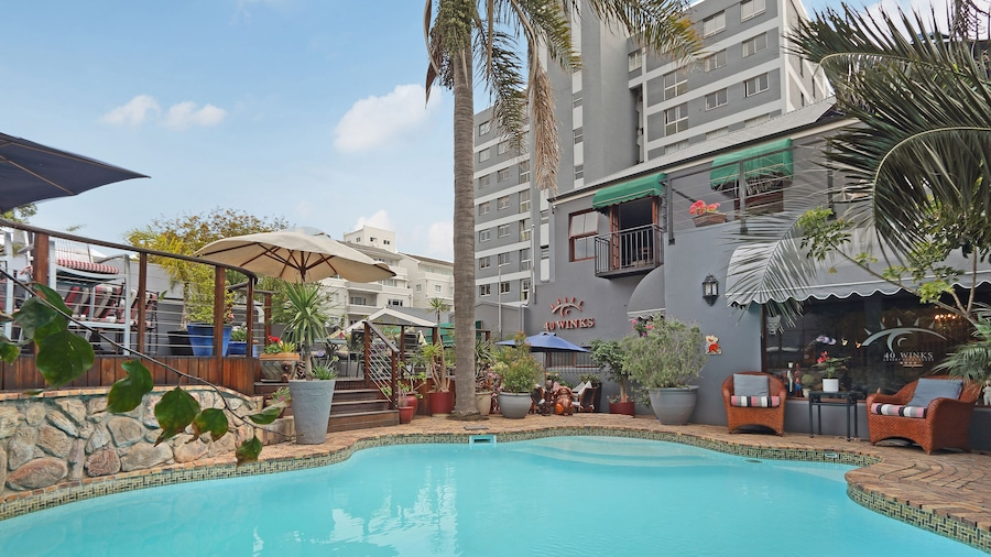 40 Winks Guest House Green Point Cape Town