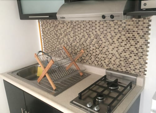 Private Kitchenette, Metropoli Suites Ejecutivas