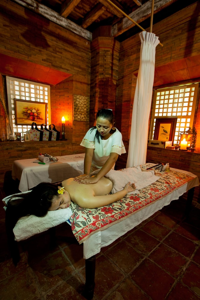 Spa Treatment, Las Casas Filipinas de Acuzar